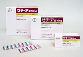 脂肪吸収抑制剤「ゼチーア:エゼチミブ」イメージ写真